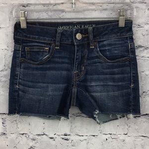 American Eagle Shortie Shorts 09340